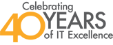 Celebrating 40 Years of IT Excellence
